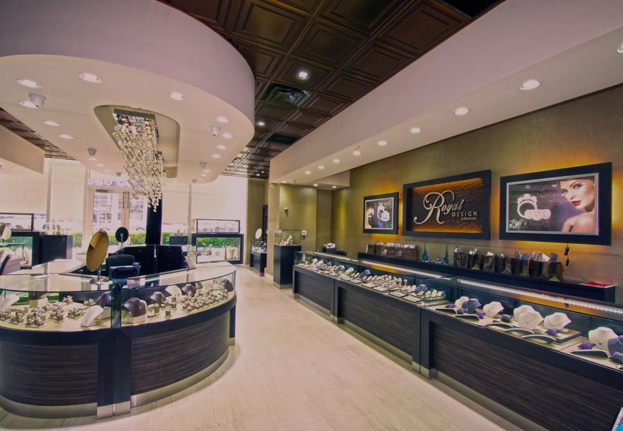 Royal Design of Buckhead Manufacture & Design of Store
