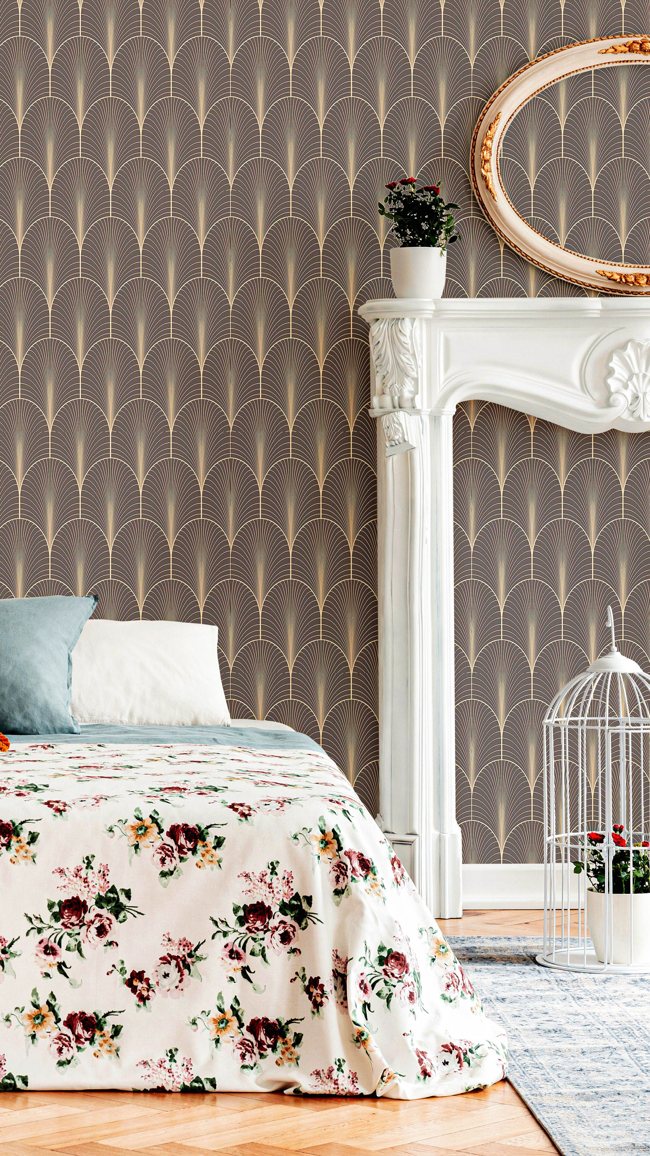 Black Arch Peel And Stick Removable Wallpaper 9934 Removable Wallpaper Bedroom Removable Wallpaper Home