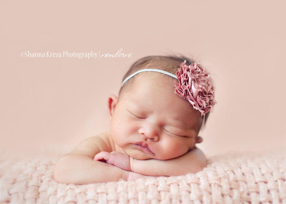 Newport beach newborn photography