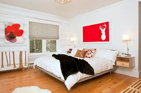 Como Decorar Una Habitacion Con Paredes Blancas Decorar Hogar Como Decorar Tu Habitacion Paredes Blancas Dormitorio Contemporaneo