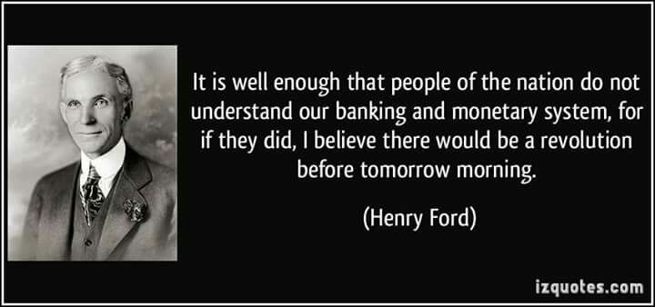 Banking Henry Ford Finance Quotes Henry Ford Quotes