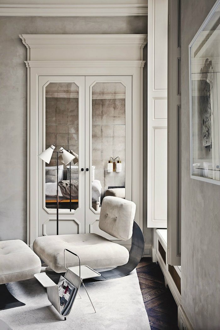 Modern French contemporary parisian Interiors 21 Gorgeous