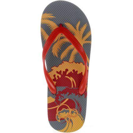 ec8edfe7f9b6 OP Men s Printed Flip Flop Sandal