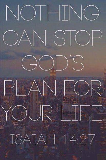 God Has A Plan For Everyone Quotes Bible Quotes Bible Verses