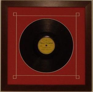 78 Vinyl Record Frame Framed Records Vinyl Record Frame Vinyl Frames