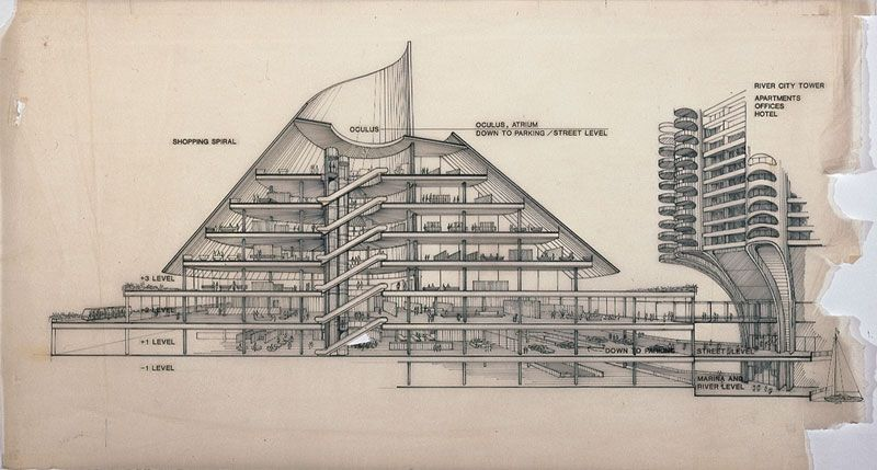 Bertrand Goldberg - River City 1A