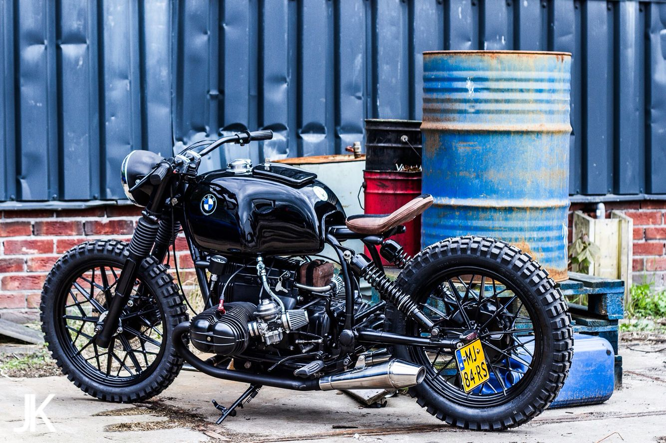 1983 bmw r80 by ironwood custom motorcycles iwc20. Black Bedroom Furniture Sets. Home Design Ideas