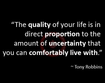 Countdown continues. 4 days until my website launches! Who doesn't love a bit of Tony Robbins for motivation and inspiration?