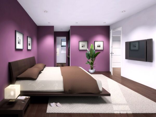 Chambre Aubergine | Chambre | Pinterest | Chambre Aubergine