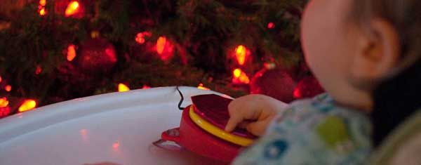 Activities For Children With Cortical Visual Impairment