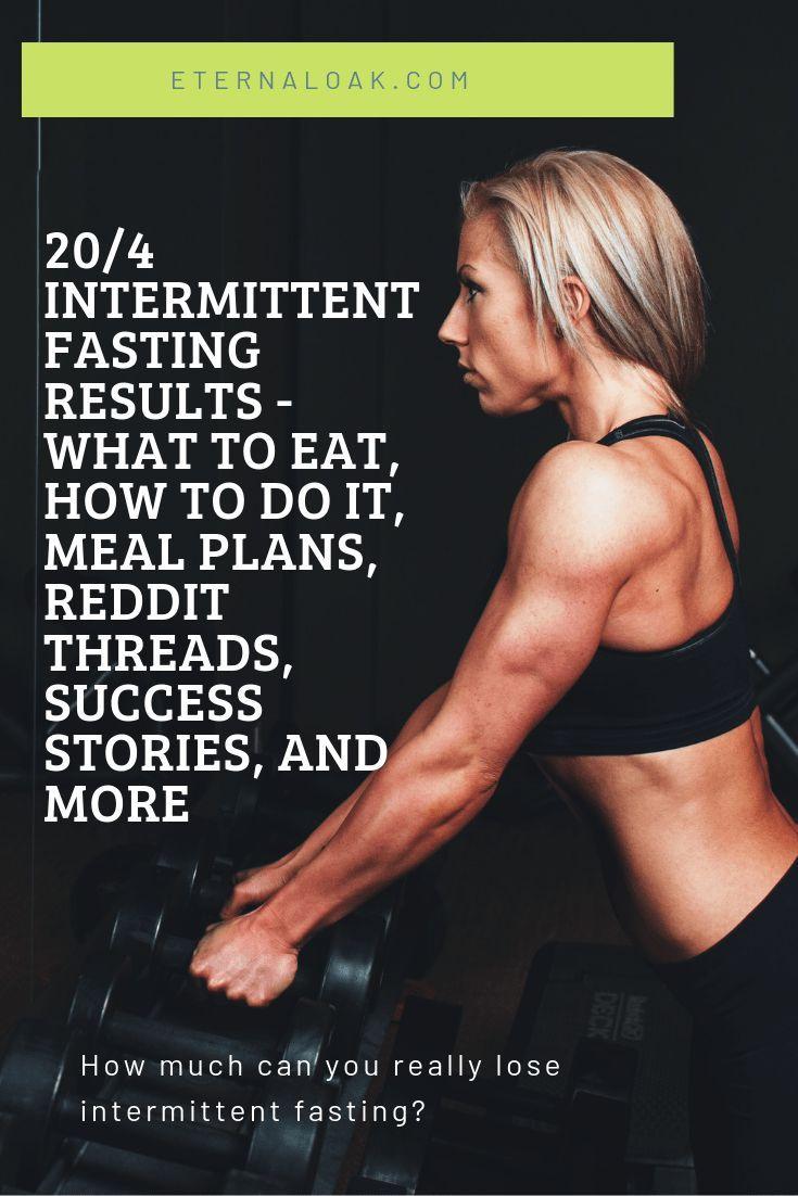 20/4 Intermittent Fasting | Intermittent fasting results ...