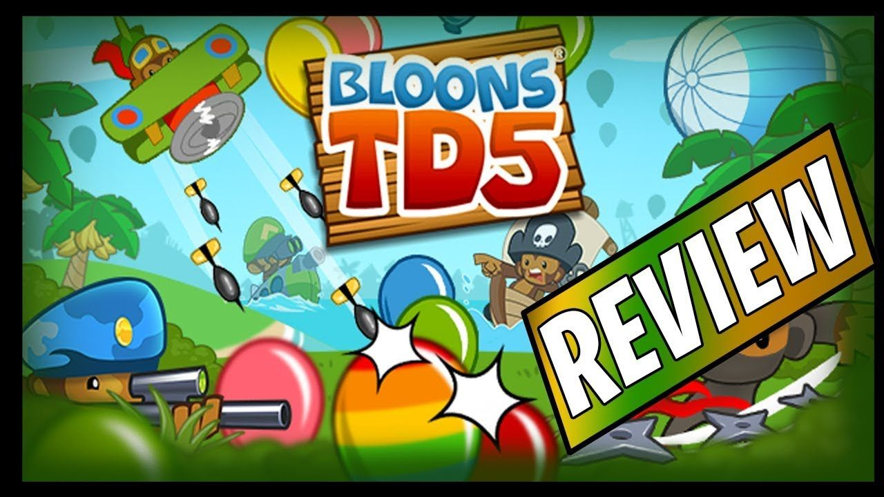 Bloons tower defense 5 review gameplay steam game