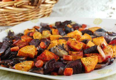 tops friendly markets recipe roasted autumn vegetables just rh pinterest com