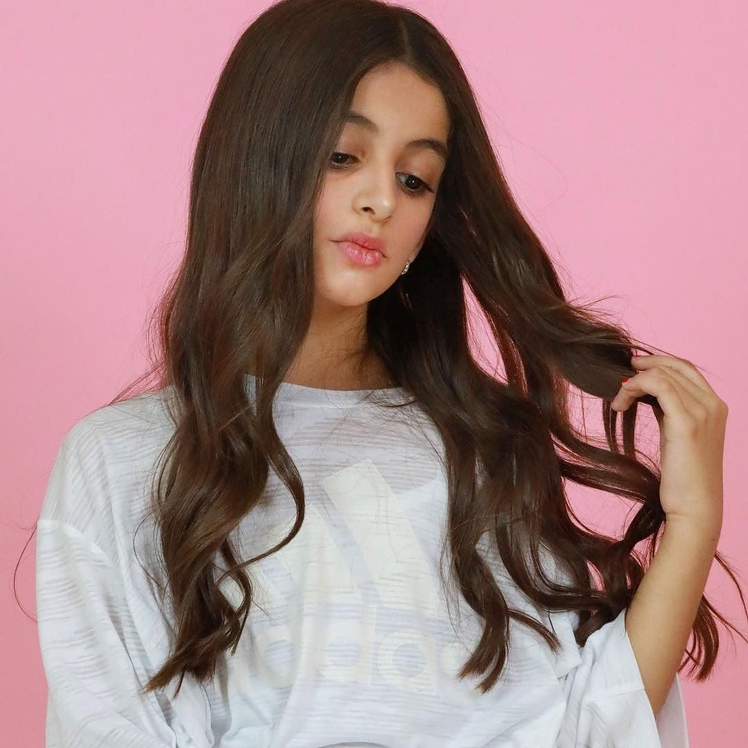 Pin By Amal Abdulla On ورد المحيسن Hair Styles Long Hair Styles Beauty