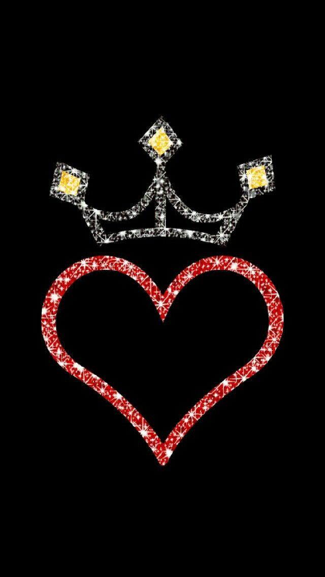 Lizzie The queen of hearts Queens wallpaper, Heart