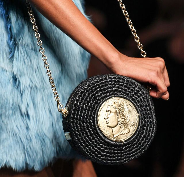 Photo of Dolce & Gabbana's Spring 2014 Bags are Exactly What You'd Expect, but in a Good Way – Page 23 of 30 – PurseBlog