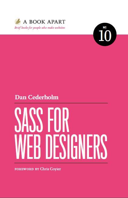 E Books Sass For Web Designers Web Design Web Development Books