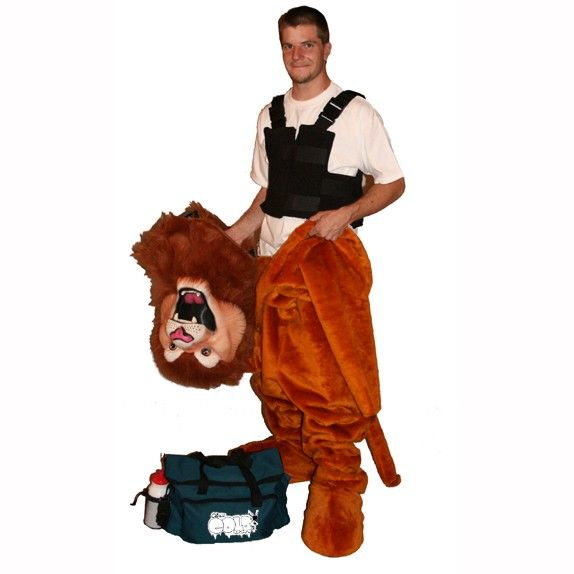 $198.00 Alinco has adapted the technology used by our military in Iraq to create a cooling vest designed specifically for mascots. These cooling packs have a more comfortable temperature of 52 degrees