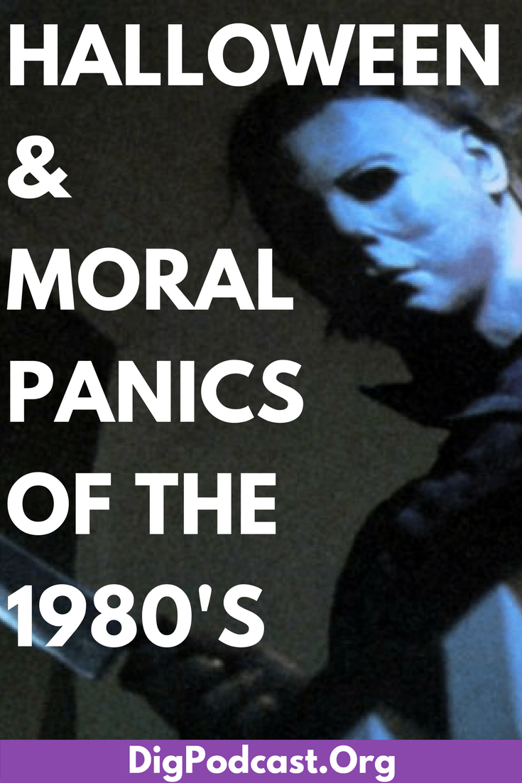 its all just a big joke halloween samhain and moral panics in the 1980s