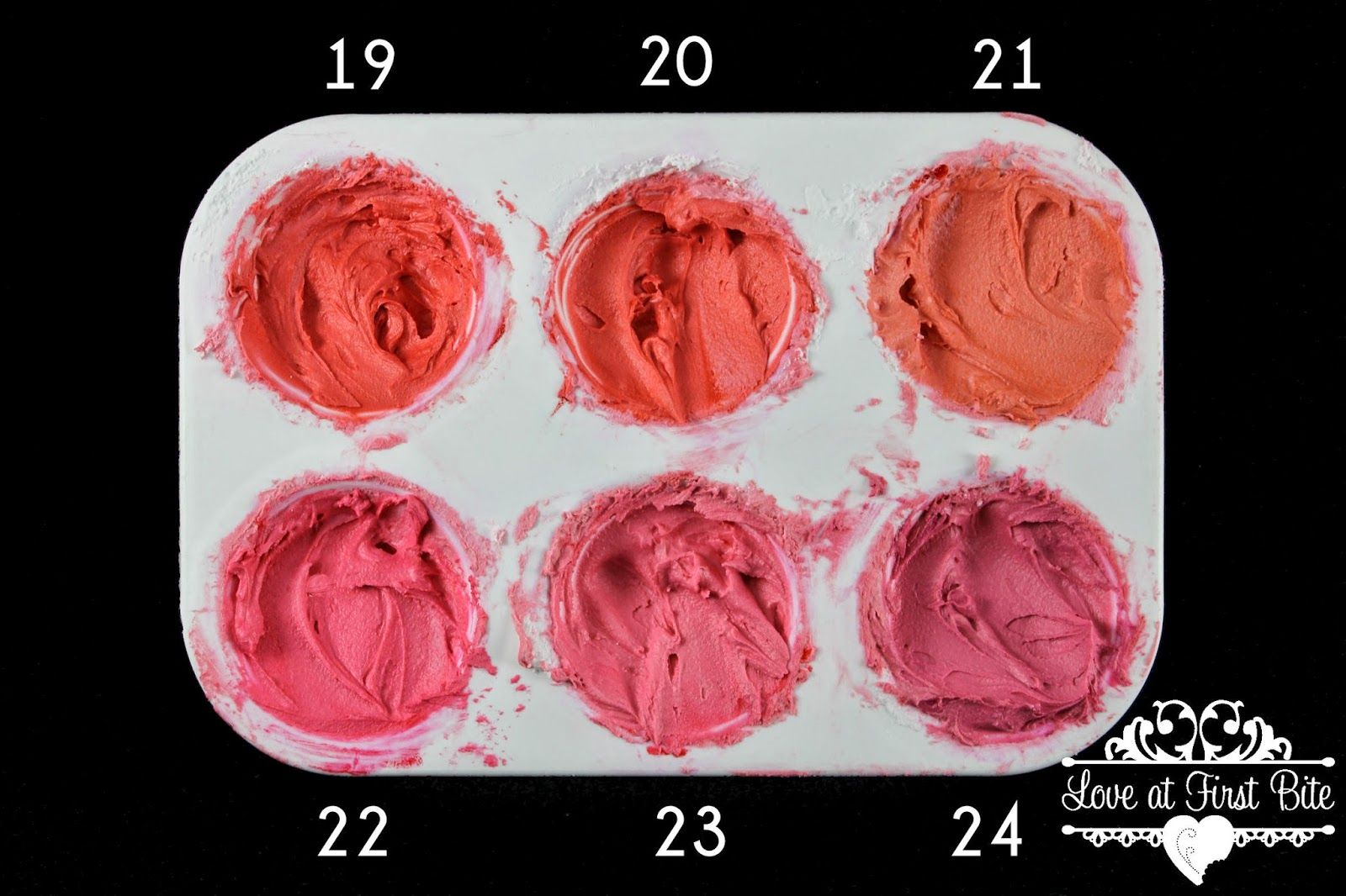 Pink . . . Making The   Icing Colors   Pinterest   Buttercream ...