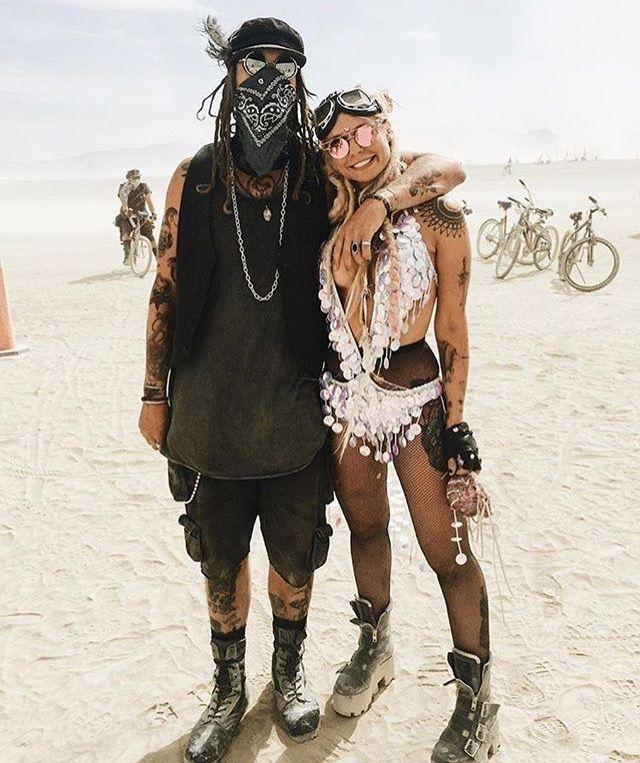 Burning Man fashion | u262eufe0f ( 1 | Pinterest | Burning man fashion Burning man and Rave