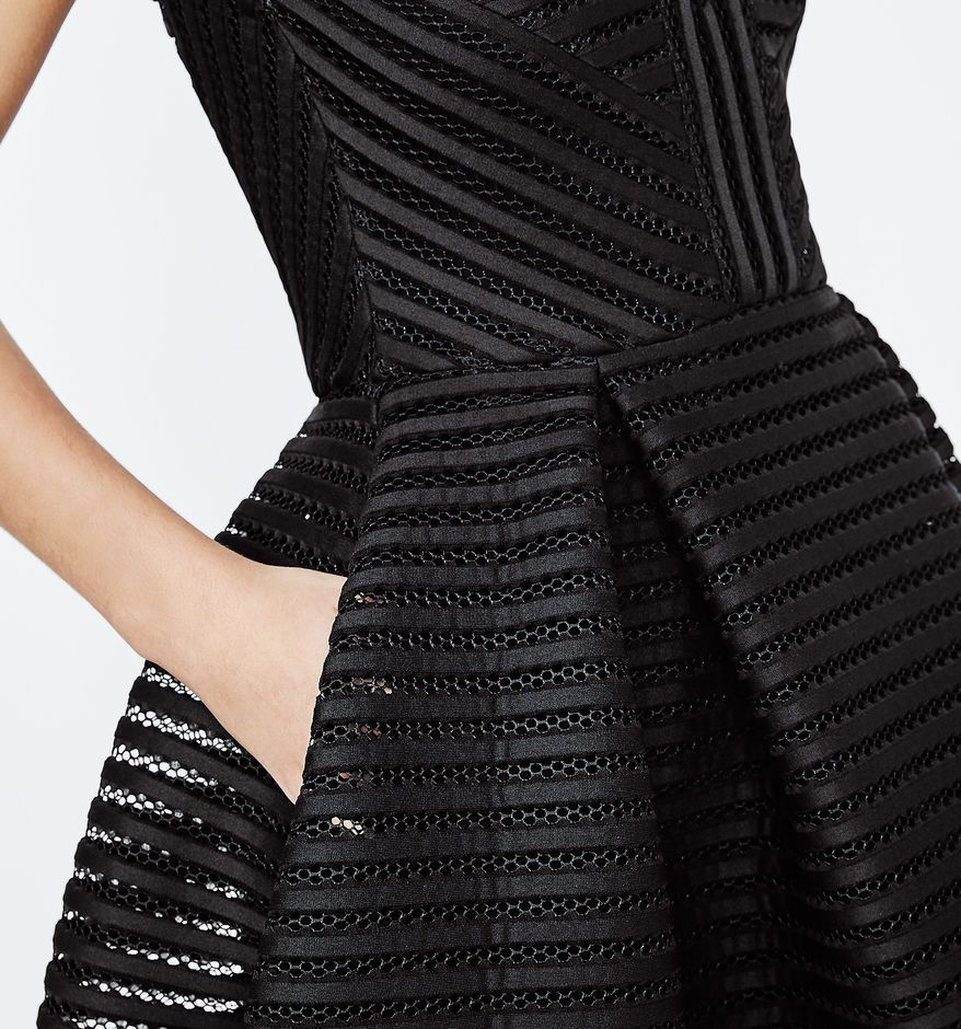 RAYURE robe Maje | Vêtements stylés, Idées de mode, Robe
