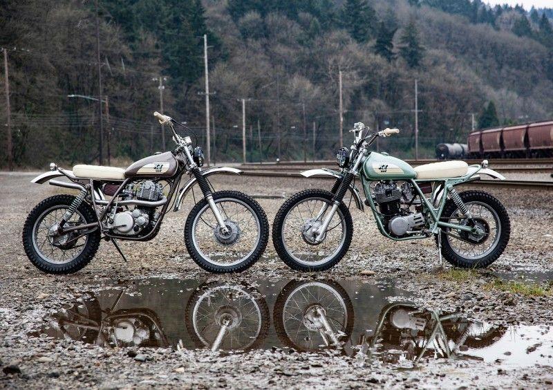 Motorcycle Cover Yamaha yamaha xt500 xt 500 L 3