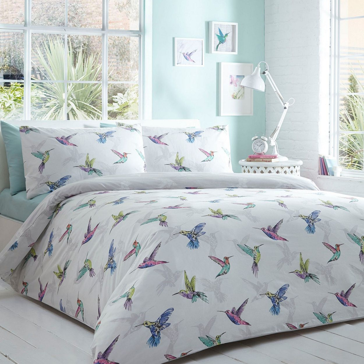 Home Collection Basics 'Hummingbird' bedding set