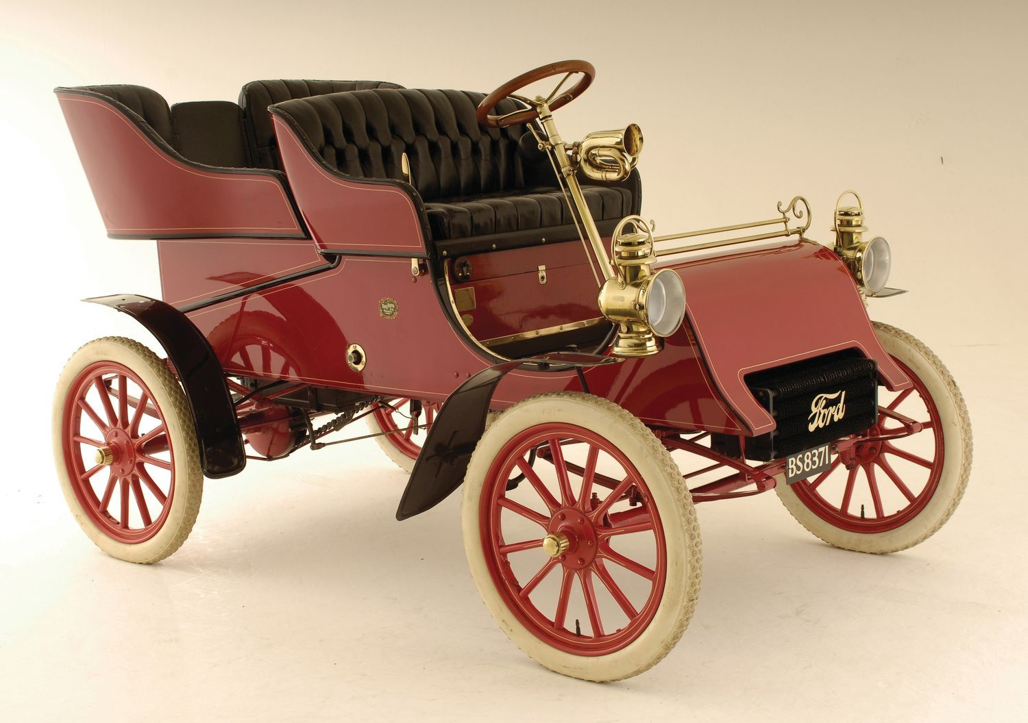 1903 #Ford Model A | Beautiful Autos | Pinterest | Ford models ...