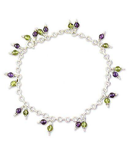 Liara Polished and Nickel Free Bow Bracelet