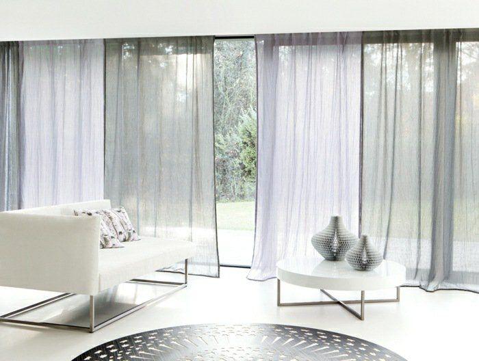 rsultat de recherche dimages pour dcoration rideaux salon moderne - Rideaux De Salon Moderne