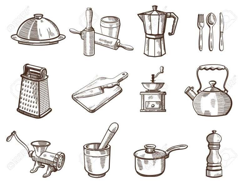 15 Dessins Ustensile De Cuisine Dessins De Cuisine En 2020 Cuisine Dessin Dessin Ustensiles Cuisine Ustensile Cuisine