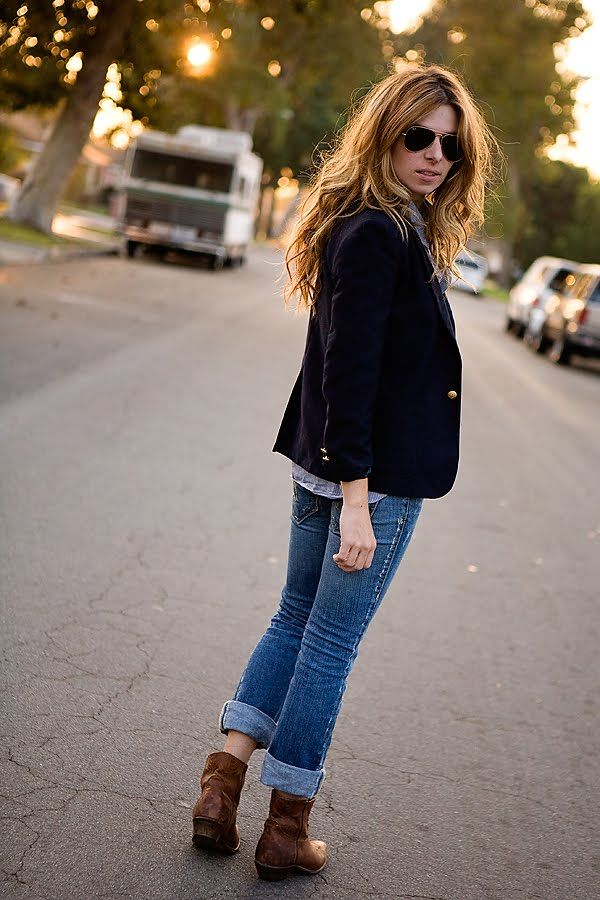 How to wear a short cowboy boot! | My Style | Pinterest | Short cowboy boots Cowboy boots and ...
