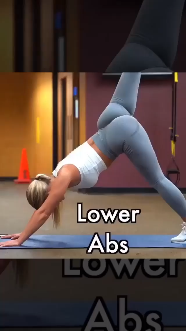 Photo of Lower Ab Workout