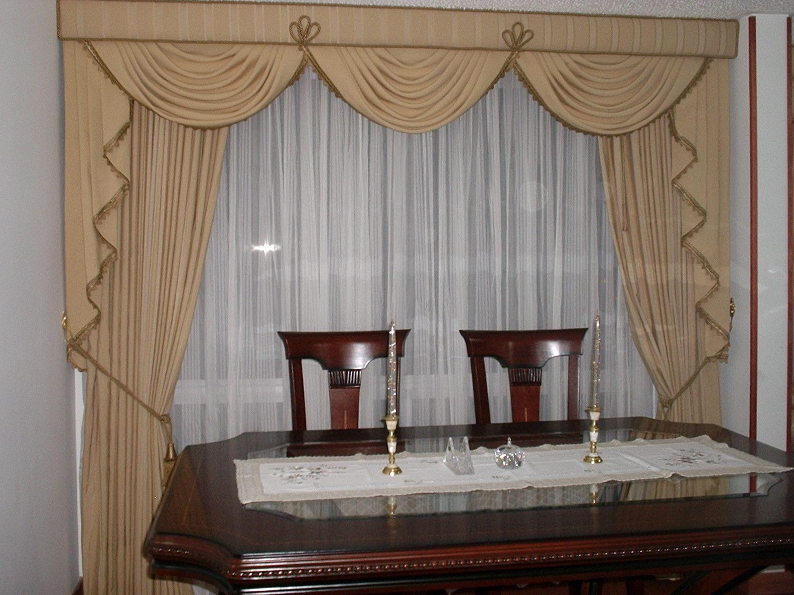Aprende a elegir las cortinas para las ventanas de tu Hogar