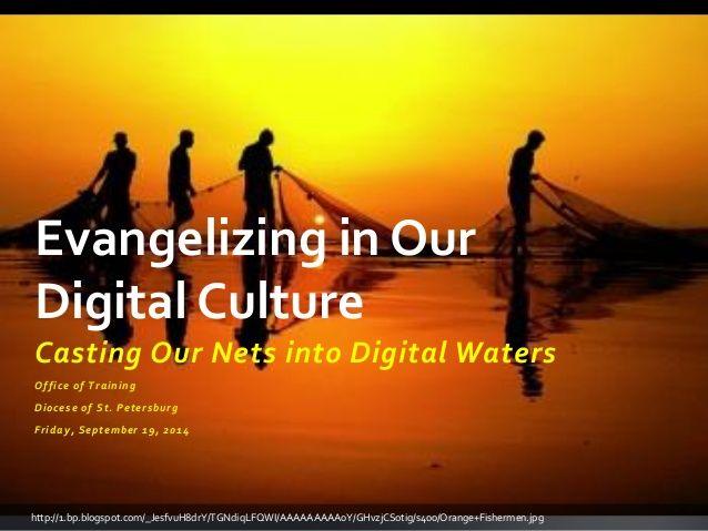 Casting Our Nets Into Digital Waters