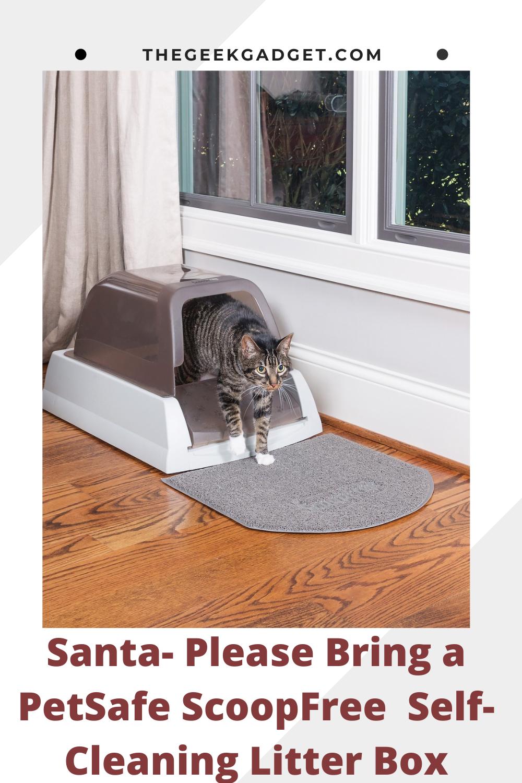 Brilliant Pet ScoopFree Ultra Self-Cleaning Litter Box In