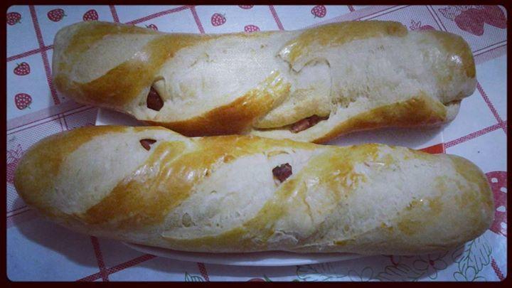 Pão de Calabresa #Pão #Culinária #PãoDeCalabresa #Receita #ReceitaDaMamãe #Frio #Outono #Comida #PãoCaseiro #Delícia #AdeusDieta by davidjunior1971 http://ift.tt/27X9PSb