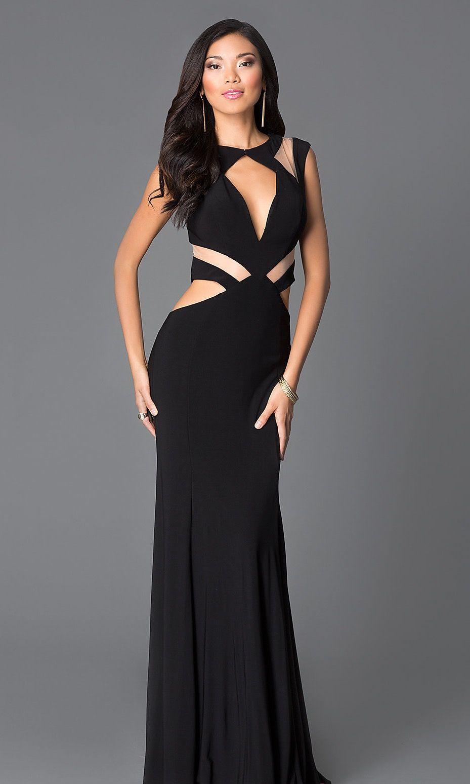 Jovani jvn size black san antonio evening gowns