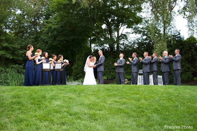 Christina's World blog: Wedding  #wedding #weddingphotography #bride #groom #ceremony #bridalparty #bridesmaidsdresses groomsmen