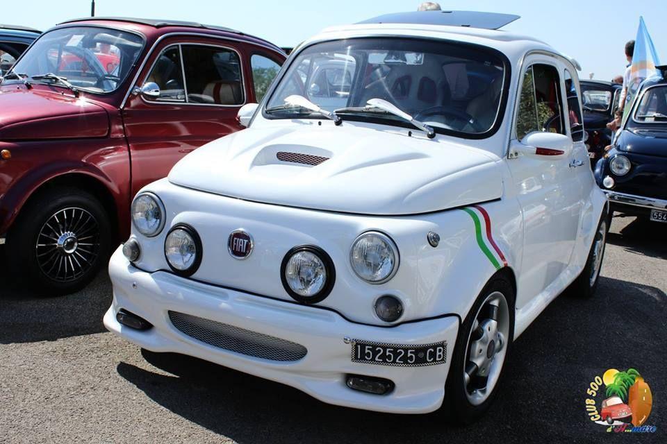 Fiat 500 Automobil