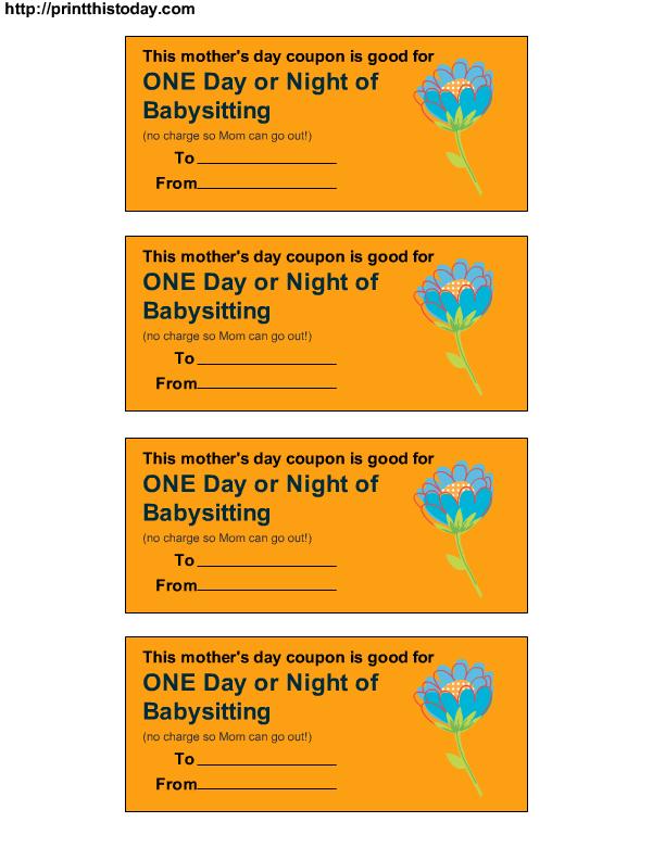 One day or night of babysitting gift ideas pinterest one day or night of babysitting yadclub Choice Image