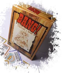 """""""Bang"""" Juego de Cartas al estilo Wild West."""