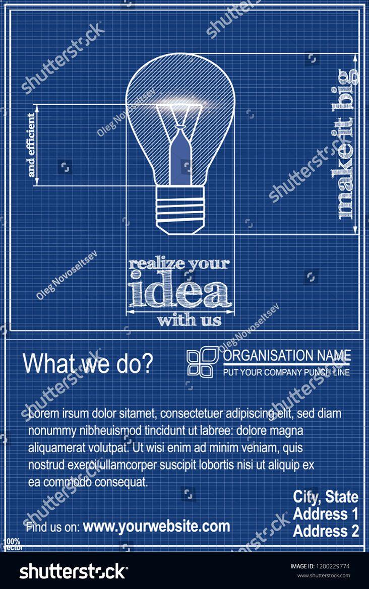 Get idea light icon web banner, electric bulb illuminating