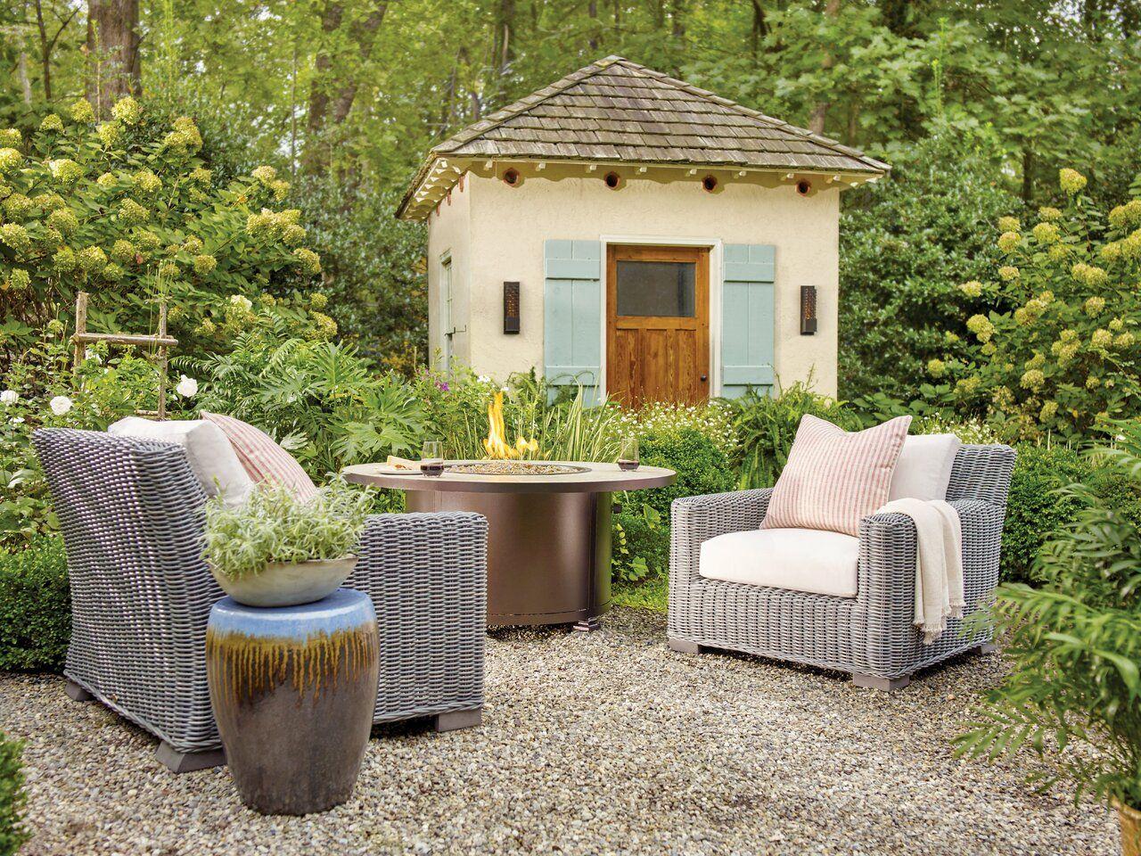 Planted Garden Table At Bauman Farms Http Www Baumanfarms Com Small Backyard Gardens Edible Garden Edible Landscaping