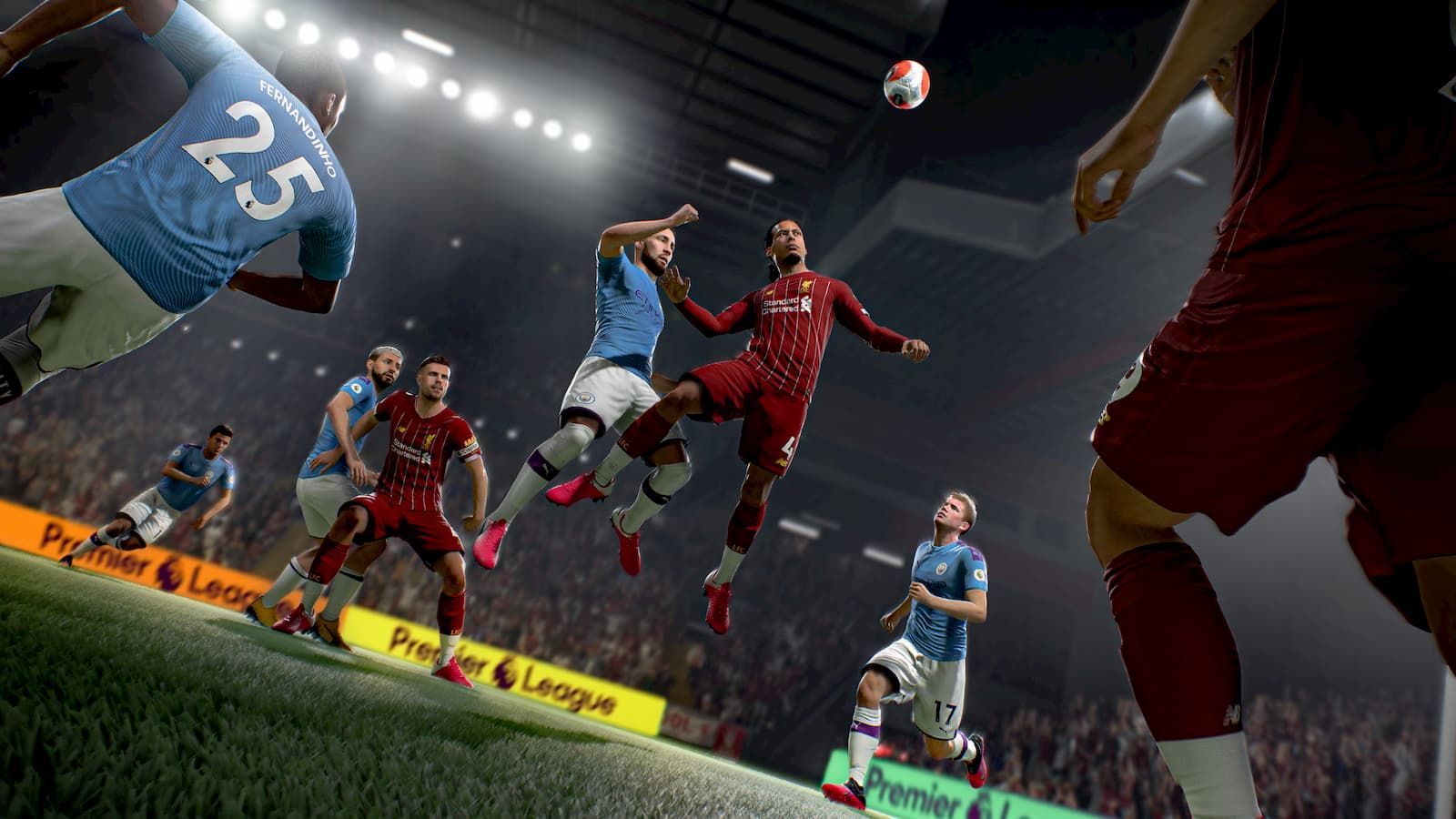 EA gives a quick peek at next-gen 'FIFA 21' and 'Madden 21'