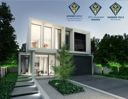 Lubelso Award Winning Architecturally Designed Homes Architectural Design House Plans House Exterior House Design