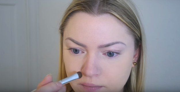 Photo of Contour Nose   This Margot Robbie Makeup Tutorial is Spot On   Celebrity Makeup …