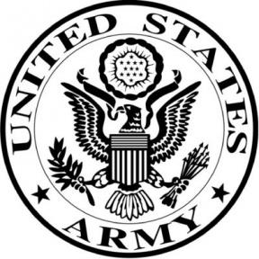 Army Emblem   United states army, Us army logo, Military logo