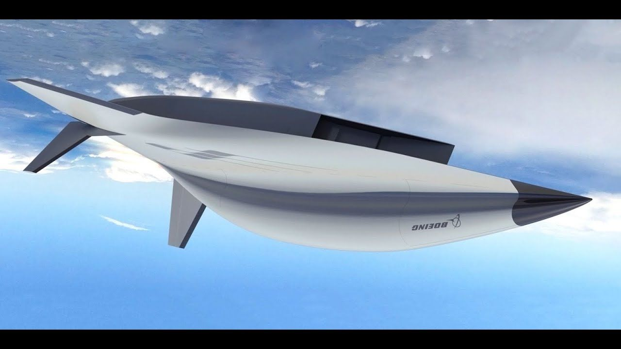 Boeing Hypersonic Fly More Than Five Times The Speed Of Sound Technology